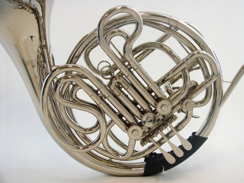 Schiller American Heritage IV Double French Horn - Nickel
