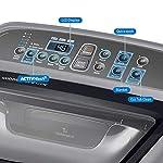 Samsung 6.2 Kg Fully-Automatic Top-Loading Washing Machine (WA62N4422BS/TL, Silver, ActivWash+)