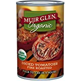 Muir Glen Organic Diced Tomatoes - Fire Roasted - 14.5 oz