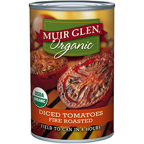 Muir Glen Organic Diced Tomatoes - Fire  - Diced Fire Roasted Tomato Shopping Results