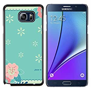 Dragon Case - FOR Samsung Note 5 N9200 N920 - Fading is true - Caja protectora de pl??stico duro de la cubierta Dise?¡Ào Slim Fit