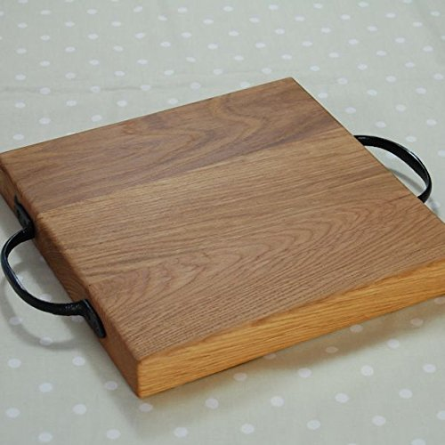 Simple Design Rustic Wood Cheese Board l Serving Tray l Trays by Mumukshu Interio by Mumukshu Interio