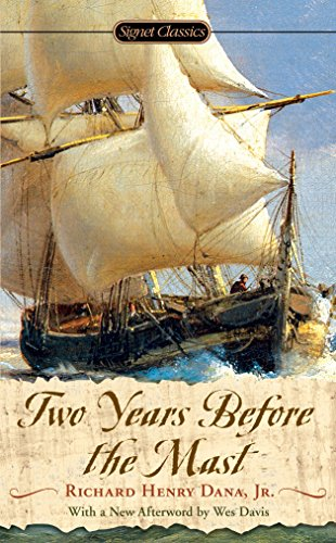 Book cover for Two Years Before the Mast