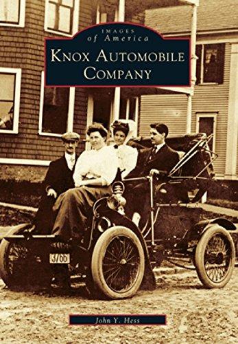 Knox  Automobile  Company   (MA)   (Images  of  America)
