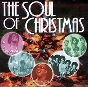 Silent Night - The Temptations, Ave Maria - Stevie Wonder, Merry Christmas Baby - James Brown ...