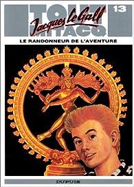 Mitacq, tome 13 : Jacques le Gall, le randonneur de l'aventure par  Mitacq