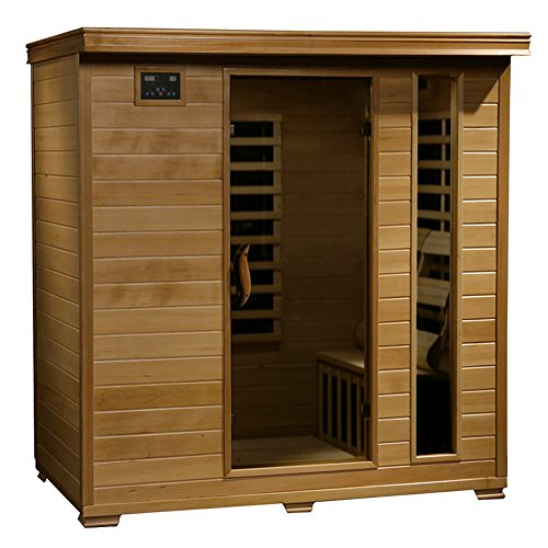 Radiant Saunas BSA2418 4-Person ...