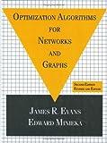 Optimization Algorithms for Networks and Graphs 9780824786021