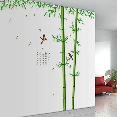 ieasycan-green-bamboo-forest-depths-wall-stickers-creative-wall-decals-chinese-style-diy-home-decora