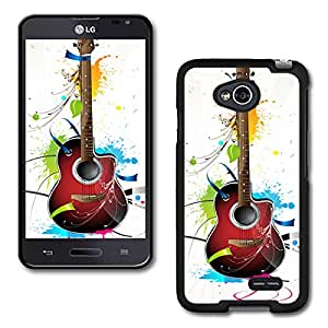 Design Collection Hard Phone Cover Case Protector For LG Optimus L70 2076