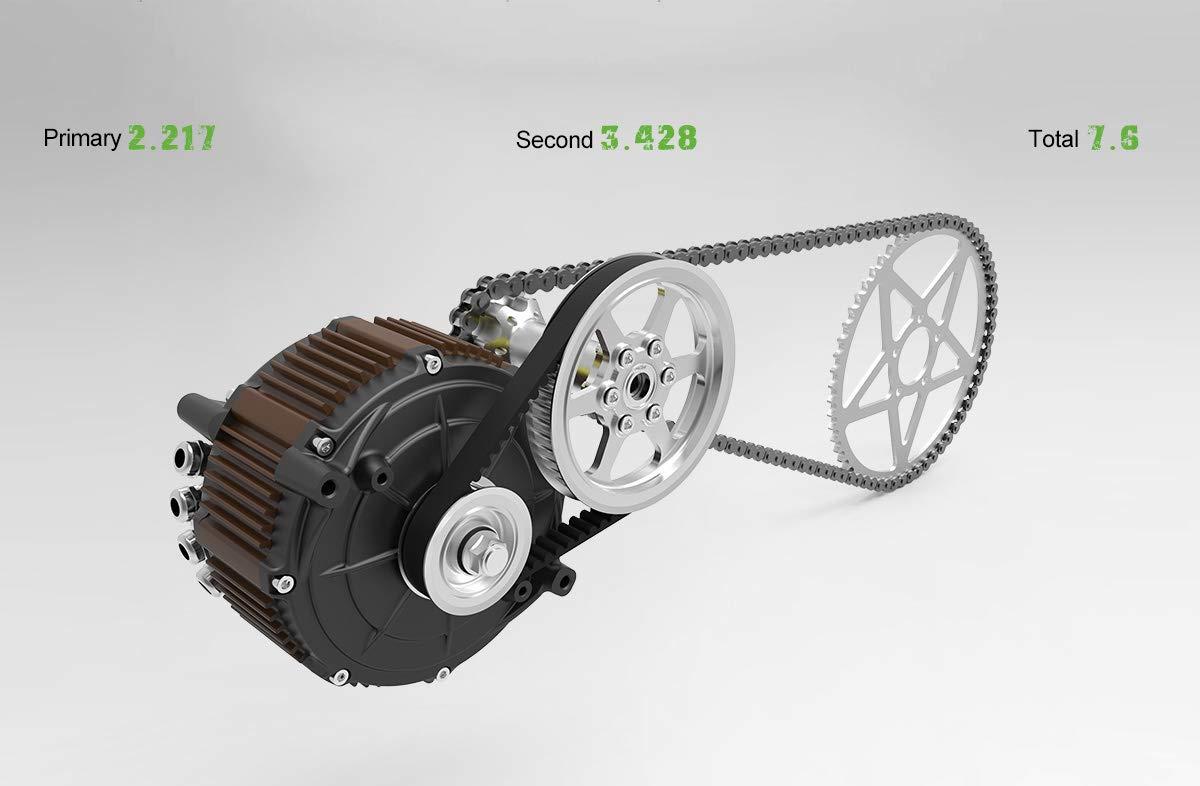 Sur-Ron Bicicleta eléctrica crossbike Light Bee plateado: Amazon.es: Coche y moto