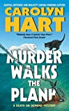 Front cover for the book Murder Walks the Plank by Carolyn Hart