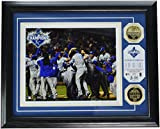 "MLB Kansas City Royals 2015 World Series Champions ""Celebration"" Gold Coin Photo Mint"