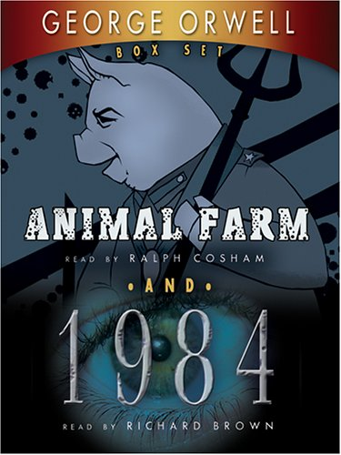 George Orwell: Animal Farm / 1984, Unabridged Edition