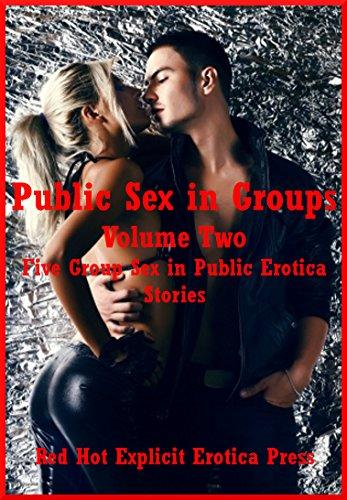 Public group sex stories