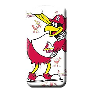 iphone 6plus 6p Protection Protection Durable phone Cases cell phone carrying shells st. louis cardinals mlb baseball