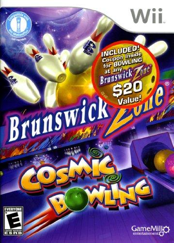 Brunswick Zone Cosmic Bowling