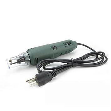Rascador de pintura eléctrico de mano con imán para pelar cables, herramienta de pintura para raspar 10000 r/min 110 V: Amazon.es: Bricolaje y herramientas