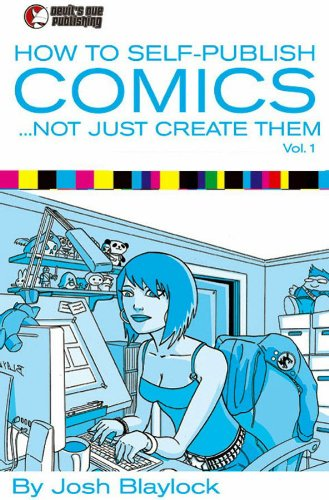 How Self Publish Comics Create