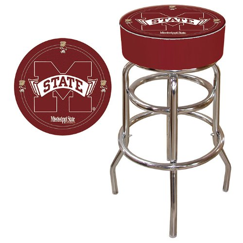NCAA Mississippi State University Padded Swivel Bar ()
