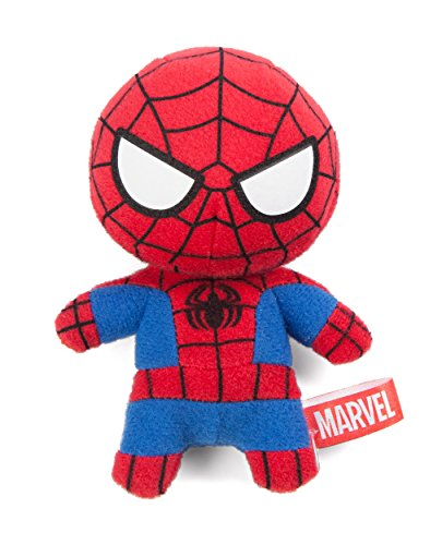 Marvel Kawaii Art Collection Spider-Man Safety Pin Plush Toy