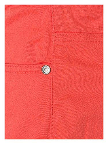 sheego BASIC Pantalón tallas grandes nueva colección Mujer Coral