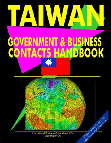 Turkey Government and Business Contacts Handbook (World Investment and Business Library)