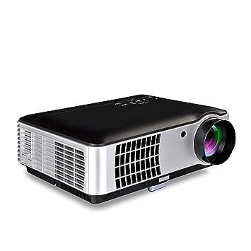 CHANYO proyector portátil, Distancia Ajustable RD-806 1200LM ...