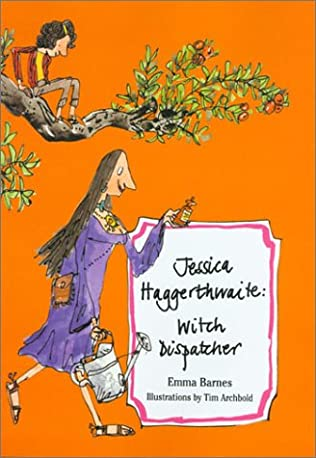 book cover of Witch Dispatcher