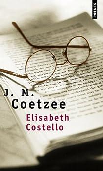 Elizabeth Costello par Coetzee
