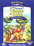 Magical World of Winnie the Pooh, Vol. 1: All for One, One for All [DVD]