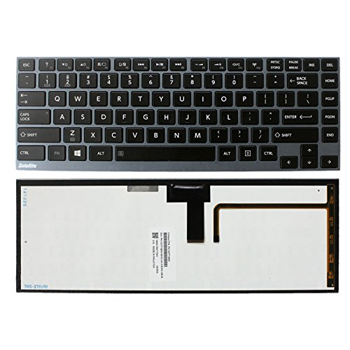 Laptop US Keyboard With Backlit for Toshiba Portege Z830-S8302 Z835-P330 (Keyboard Portege Toshiba)