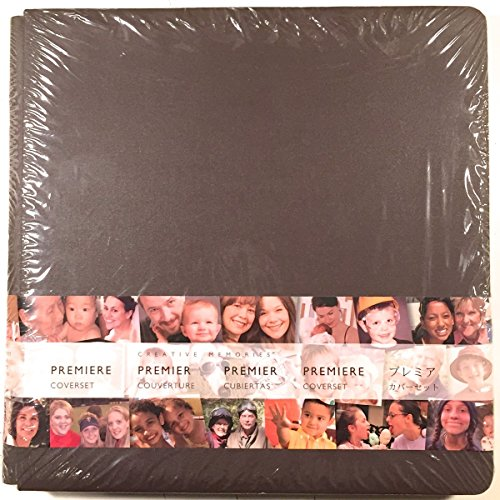 Album Chocolate 12x12 (Creative Memories 12x12 Premier Coverset Album *Chocolate Brown)