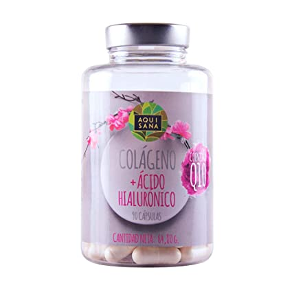 Colágeno + Q10 + ácido hialurónico + Vitamina C – Reafirmante y articulaciones