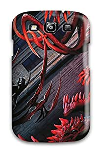 Ernest Burke Fashion Protective Witchblade Case Cover For Galaxy S3