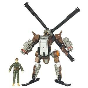 Transformers Dark Of The Moon Human Alliance Whirl & Major Sparkplug