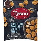 Expect More Tyson Homestyle Boneless Chicken Bites, Frozen 8 POUND