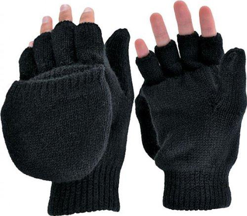 Manzella Womens Snowflake Convertible Finger