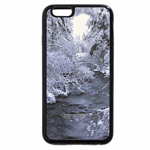 iPhone 6S / iPhone 6 Case (Black) Swedish Winter