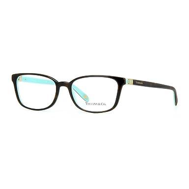 f9fcd159021d3 TIFFANY Eyeglasses TF 2094 8134 Havana Blue 52MM at Amazon Men s ...