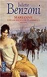 Marianne, tome 6 : Les Lauriers de flammes 2 par Benzoni