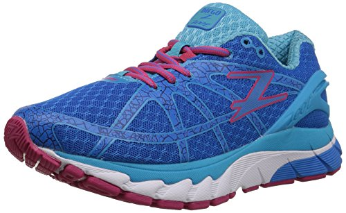 Zoot Mujeres Diego Running Zapato Pacific / Light Blue / Punch