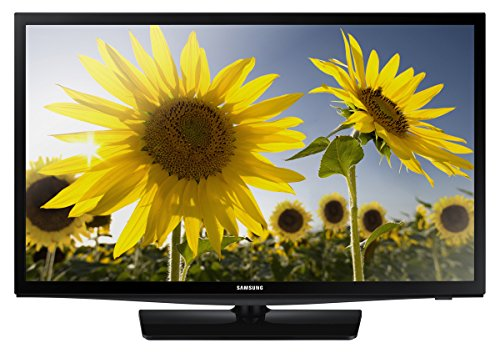 Samsung UN24H4000 24-Inch 720p LED TV (2014 Model) (Tv Smart Screen Hd Flat)