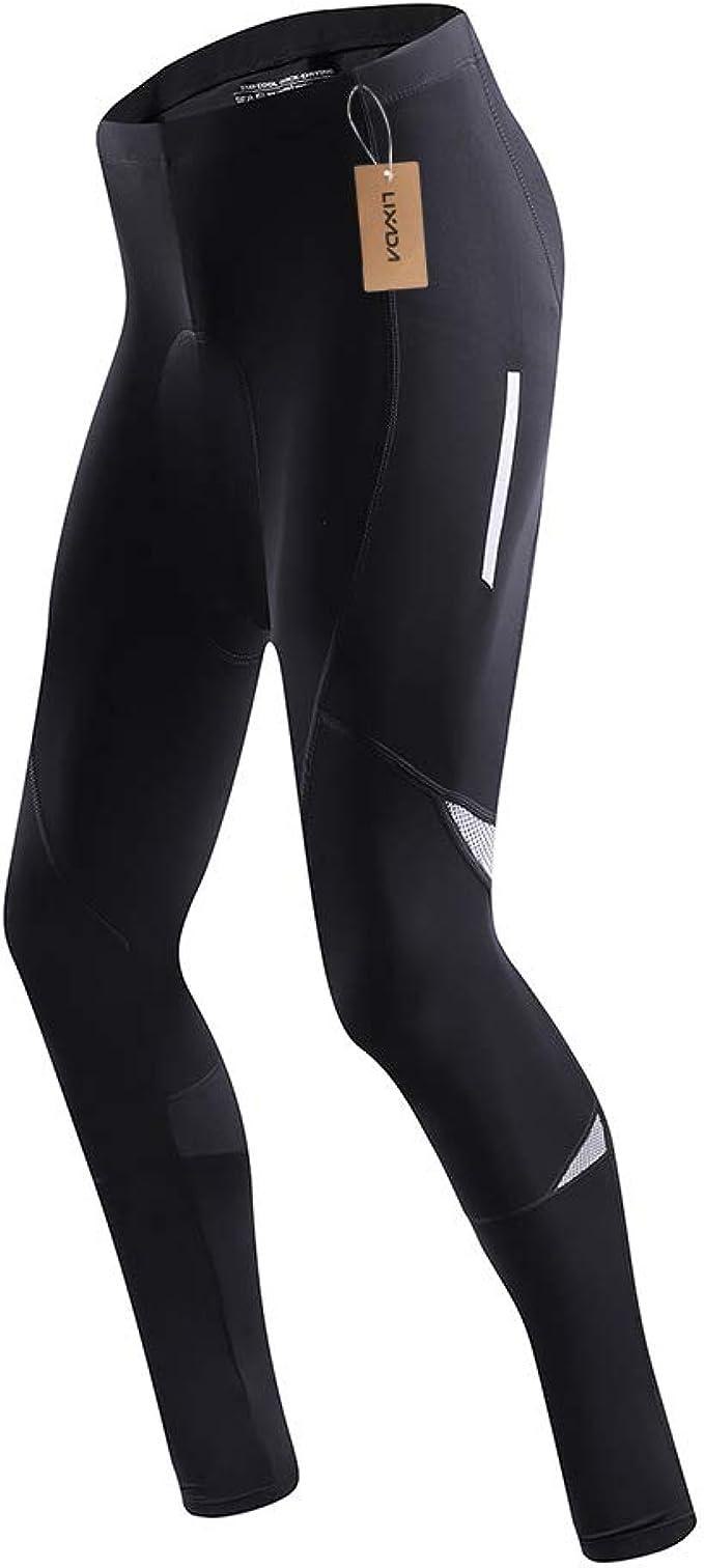 LIXADA Mens Cycling Shorts Padded Bicycle Running Tight Pants Shirt Top Set N2I1