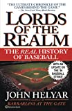 img - for The Lords of the Realm: The Real History of Baseball book / textbook / text book