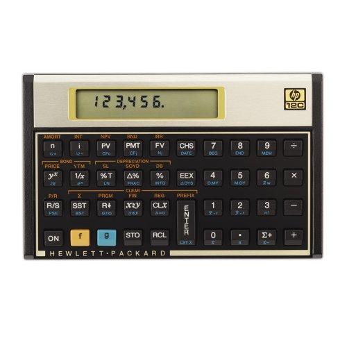 HP 12C Financial Calculator LATIN AMERICA by HP