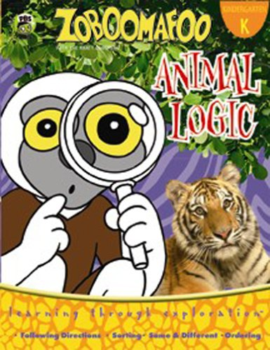 Zoboomafoo Animal Logic WorkBook