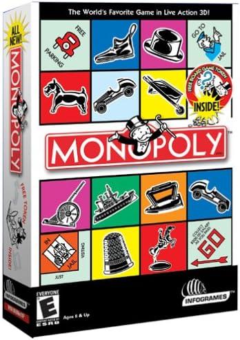 Monopoly 3 - PC by Atari: Amazon.es: Videojuegos