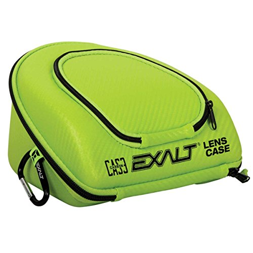 Exalt Paintball Carbon Series Lens Case - Lime by Exalt