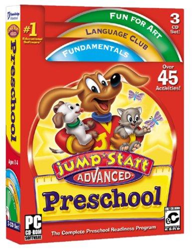 JumpStart Advanced Preschool (Jumpstart Set)
